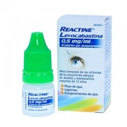 REACTINE 0.05 COLIRIO 4 ML