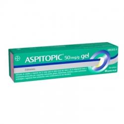 Aspitopic Gel 5% 60gr