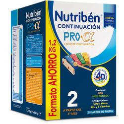 Nutribén Continuación. Formato ahorro 1200 g buzo farmacia