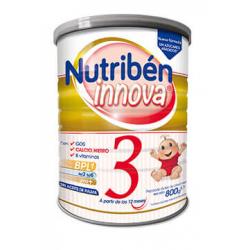 Nutribén Innova 3 800 g buzo farmacia