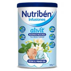 Nutribén Infusión Alivit Buenas Noches 150 g buzo farmacia