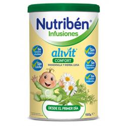 Nutribén Infusión Alivit Confort 150 g buzo farmacia