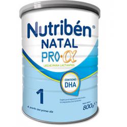 Nutribén Natal 800 g buzo farmacia