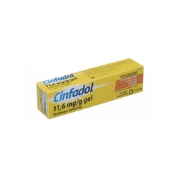 Cinfadol (Diclofenaco) 10 mg/g Gel Tópico 60g