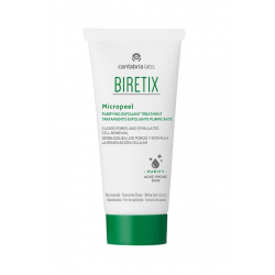 Biretix Peeling Tratamiento Exfoliante Purificante 50ml