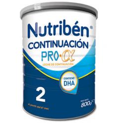 Nutribén Continuación 2 800 g buzo farmacia