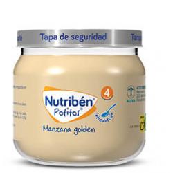 Nutribén Potitos Introducción a la Manzana Golden 120 g
