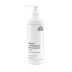 GH Limpiador y Desmaquillante Natural al Aceite 200ml