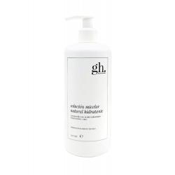 GH Solución Micelar Natural Hidratante 500ML