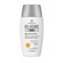 Heliocare 360º Age Activ Fluid  SPF 50 buzo farmacia