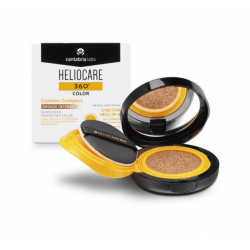Heliocare 360º Color Bronze Cushion Compact 50 SPF+