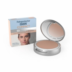 Fotoprotector Isdin Compact 50+ Arena 10g