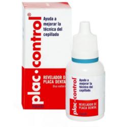 Plac Control Liquido Revelador Placa Dental Farmacias Buzo