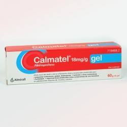 Calmatel gel 18mg/g  60g