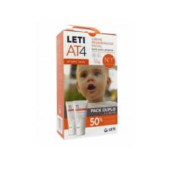 LETI AT4 Duplo Crema Facial 50ML Farmacias Buzo