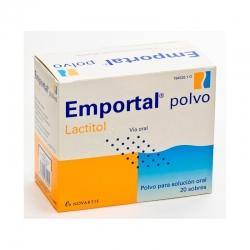 Emportal 10 g  20 sobres de polvo para solución oral