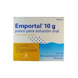 Emportal 10 g 50 sobres de polvo para solución oral