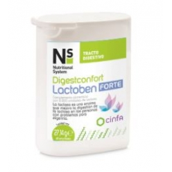 Ns digestconfort lactoben forte 60 comprimidos buzo farmacias