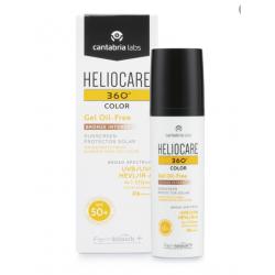 Heliocare 360º Gel Oil-Free SPF 50+ Color Bronze Intensive