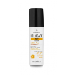 Heliocare 360 º Gel Oil-Free SPF50+ Color Beige