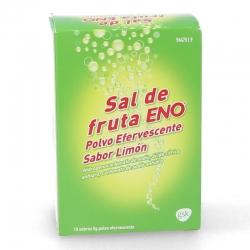Sal de fruta eno limon 5g 10 sobres