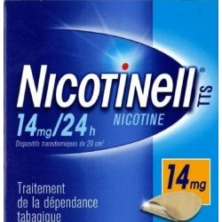 Nicotinell 14mg/24h 28 parches transdermicos 35mg