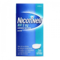 Nicitinell mint 2mg 36 comprimidos