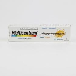 Multicentrum con luteina 20comp eferv