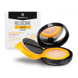 Heliocare 360º Color  Beige Cushion Compact SPF 50+