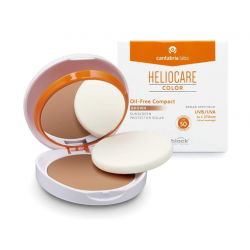 Heliocare Color Brown Compacto Oil-Free SPF50+