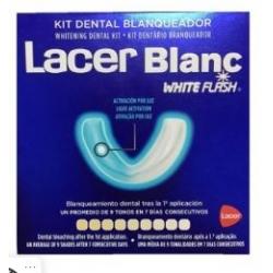 LAacerblanc White Flash Kit Dental Blanqueador farmacia buzo
